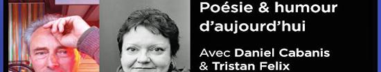 [News] Poésie et humour d'aujourd'hui à la Maison de la poésie Paris
