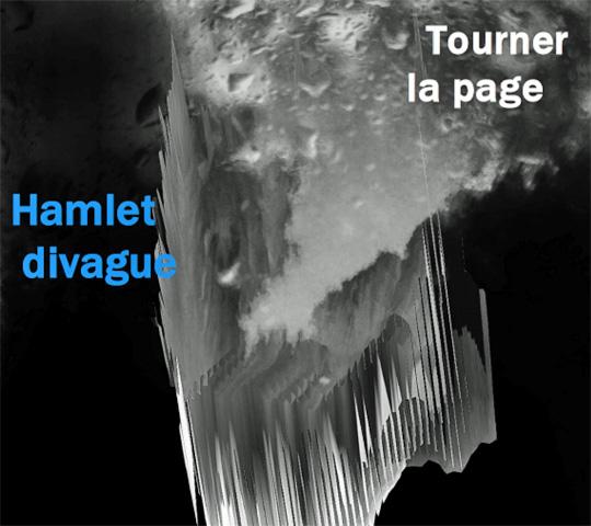 [Chronique] Éric Auvray, Tourner la page suivi de Hamlet divague, par Christophe Stolowicki