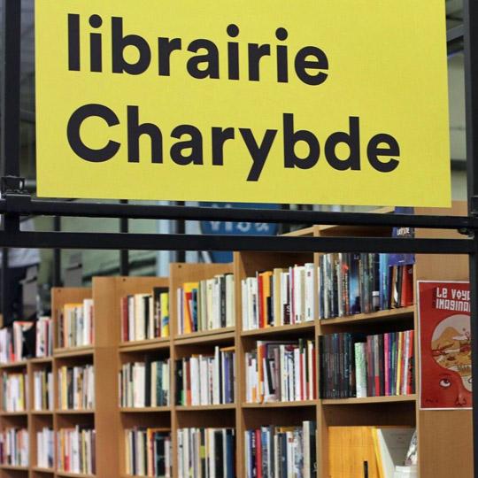 [Entretien] Charybde, une aventure en livres (entretien de Fabrice Thumerel avec Hugues Robert)