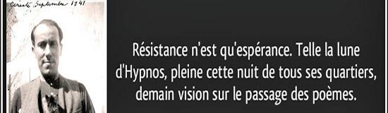 [Chronique] Christophe Stolowicki, Résistance