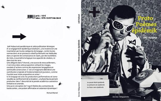 [Livre] Joël Hubaut, Proto-poèmes épidémik
